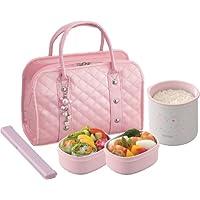 象印 ( ZOJIRUSHI  ) 保温弁当箱お・べ・ん・と SZ-EA03-PA ピンク