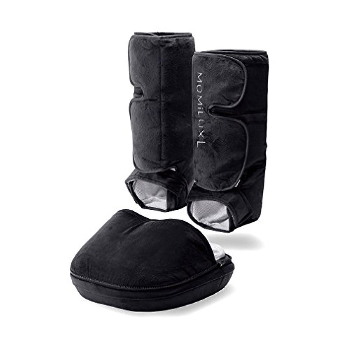 有効精算衣類ドウシシャ フットマッサージャー もみラックスL ブラック DFM-1601 BK