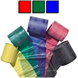 Theraband - 3 Pack [Red-Green-Blue] (1 M)