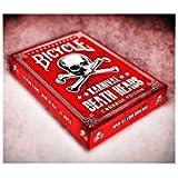 ザギントス ? カーニバル死頭部デッキ (大虐殺版) ビッグ ブラインド メディア - マジックのトリックによって Karnival Death Heads Deck (Carnage Edition) by Big Blind Media - Magic Trick