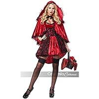 【California Costumes】デラックス赤頭巾ちゃんコスチューム XL (日本サイズXXL程度)