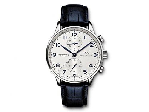[IWC]IWC 腕時計 ポルトギーゼ クロノグラフ シルバー IW371446 メンズ [並行輸入品]