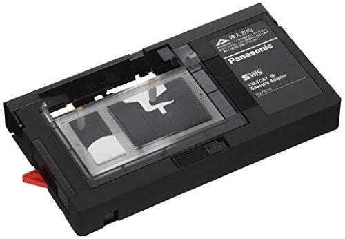 パナソニック VHSカセットアダプター VW-TCA7
