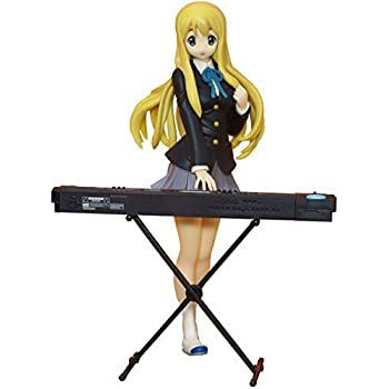 けいおん!! K-ON!! SQフィギュア 琴吹紬 アニメ 音楽 高校 制服 キャラクター プライズ バンプレスト