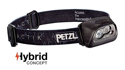 PETZL(ペツル) ACTIK (アクティック) ブラック [アクティブシリーズ] E99AA A