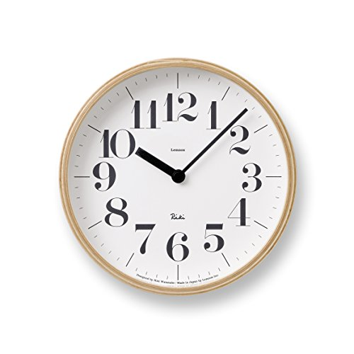 RoomClip商品情報 - Lemnos RIKI CLOCK WR-0401S WR-0401S