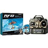 リアルフライト8 インターリンクエディション(Mode2送信機ドローン(フルスプリング)仕様、DVD付属セット) - RealFlight 8 R/C Simulator