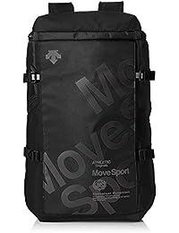 [デサント] リュック 40L MOVESPORT DMANJA05 容量: PCポケット付き 再帰反射
