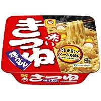 マルちゃん 赤いきつね 焼うどん 101g 1ケース(12食入)
