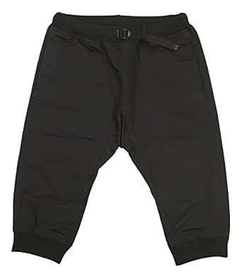 (ロックス)ROKX COTTONWOOD CROPS 七分丈 コットンウッド クロップド クライミングパンツ XS ALL BLACK(オールブラック)