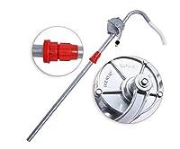 回転式移動ポンプ、手動バレルのドラムポンプ、ガソリン製品のためのクランクオイルのアルミニウム合金の燃料ポンプガソリン