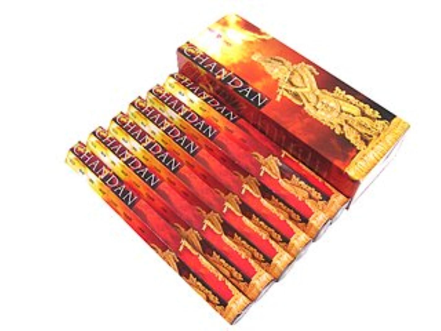 金貸し斧わずかにPADMINI(パドミニ) パドミニ チャンダン香 スティック CHANDAN 6箱セット