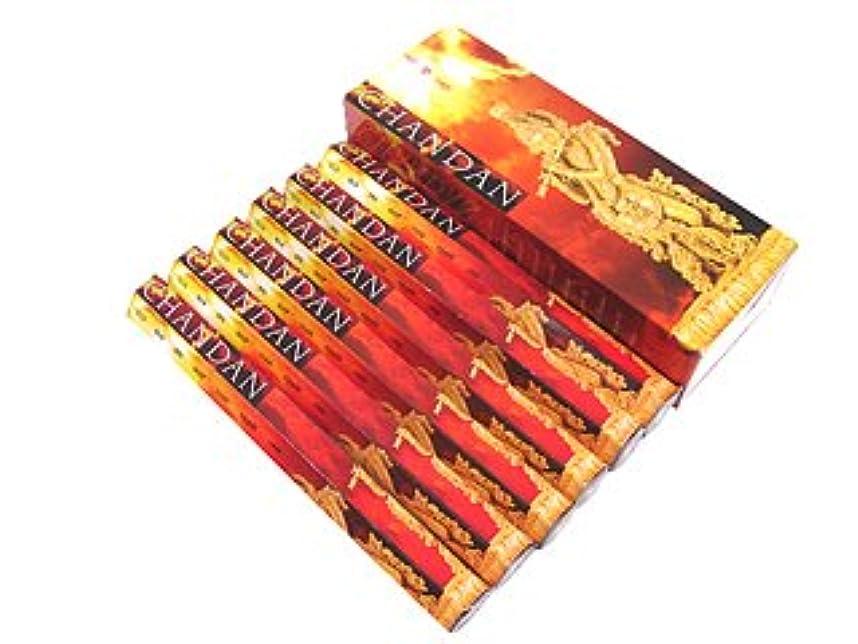 ファンシーエイリアスウォーターフロントPADMINI(パドミニ) パドミニ チャンダン香 スティック CHANDAN 6箱セット