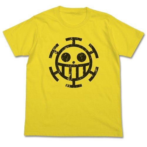 ワンピース ハートの海賊団Tシャツ イエロー サイズ:L