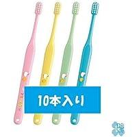 オーラルケア マミー17歯ブラシ 10本 アソート ミディアム(M)