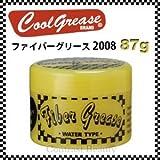 【X2個セット】 阪本高生堂 ファイバーグリース 2008 87g