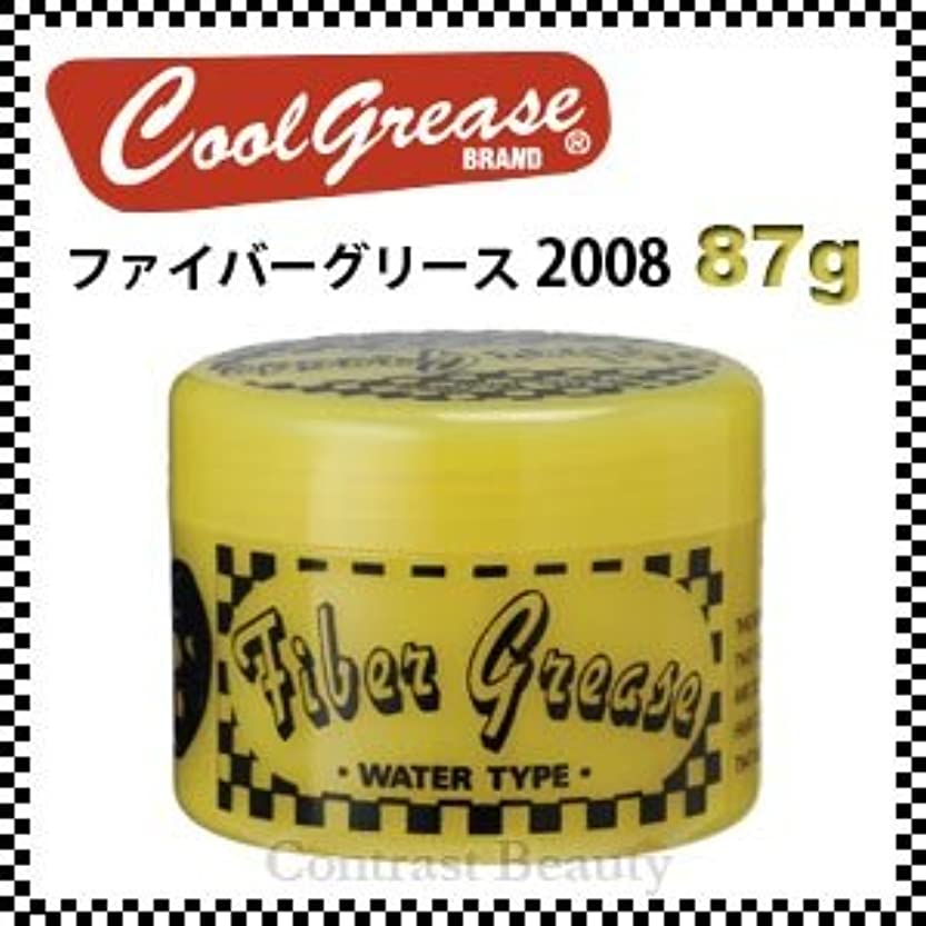 弱まるフィルタ努力する【X3個セット】 阪本高生堂 ファイバーグリース 2008 87g