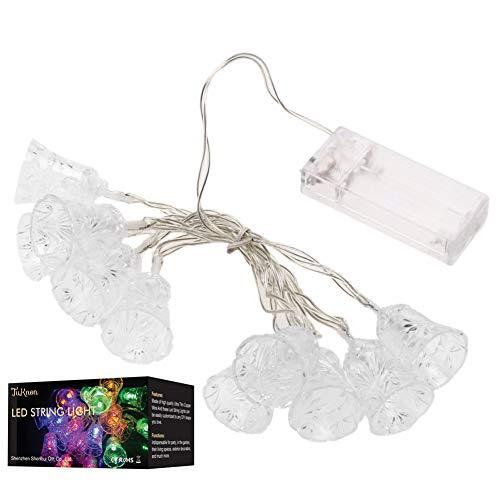 電池式 イルミネーションライト ライト led 間接照明 3メートル 飾り 電飾 ストリングライト 誕生日 キャンプ クリスマス ハロウィン屋内/屋外/パーティー装飾(カラー色)