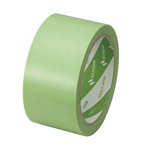 ニチバン フィルムクロステープ 養生テープ No.187 50mm×25m 緑 187-50
