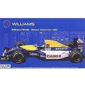 フジミ模型 1/20 グランプリシリーズ No.24 ウイリアムズFW14B モナコGP1992