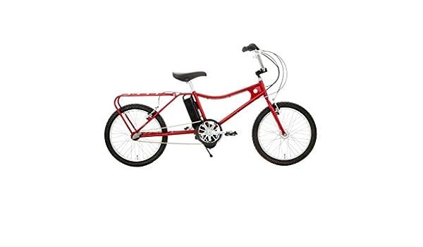 Amazon   thePARK 電動付アシスト自転車 PBLE 内装3段変速 キャンディー