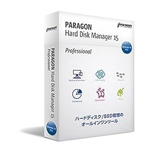 パラゴンソフトウェア Hard Disk Ma...の関連商品1