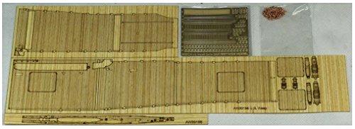 アートウォックスモデル 1/700 アメリカ航空母艦 ワスプ用 木製甲板 エッチングパーツ付 A社715用 プラモデル用パーツ AW20155の詳細を見る