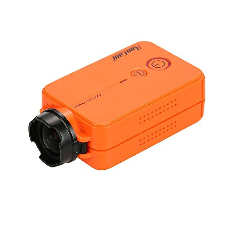 JIMI RunCam 2 1080P HD WiFi FPVカメラ 120度広角 QAV250 RCレーシングクアッドコプター用