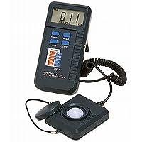 カスタム (CUSTOM) デジタル温度計 ~200000Lux セパレート型センサー アナログ出力対応 LX-1332D