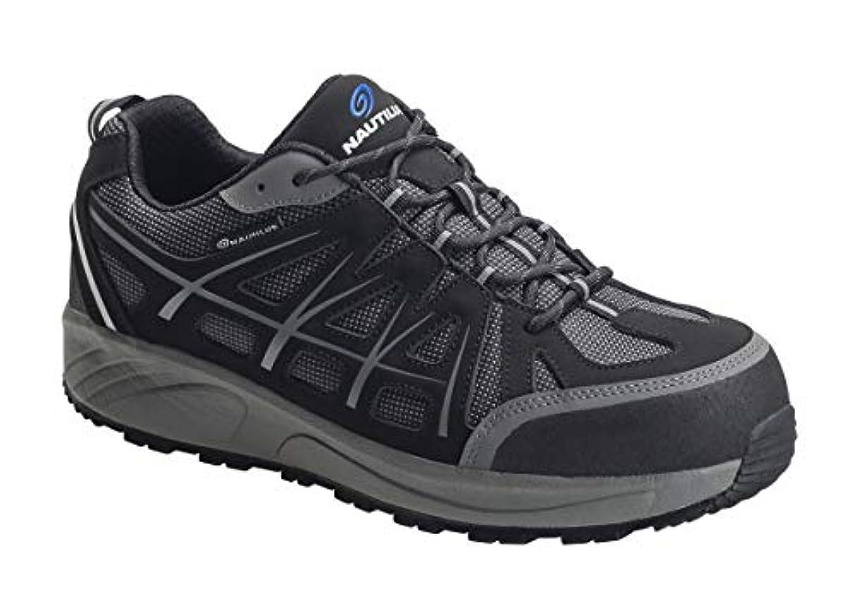 アドバンテージアプトパニック[FOOTWEAR SPECIAL] Nautilus Abrasion Guard Steel Toe N2501 Men's Oxford 8 2E US Black