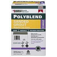 polyblend-sanded pbg607–47lbチャコール# 60Polyblend ® Sandedグラウト