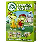 LeapFrog Learning セット DVD --