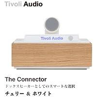 【Tivoli Audio チボリオーディオ】The Connector/ザ コネクター【チェリー/ホワイト】【国内正規販売品】