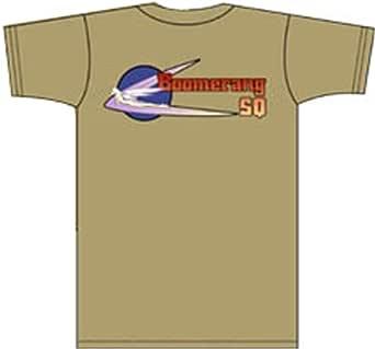 戦闘妖精雪風 ブーメランTシャツ サンドカーキ サイズ:M