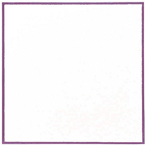 craft) 日本製 耐油天紙 紫枠 5寸 300枚入 54022280