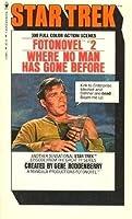 Star Trek Fotonovels: Where No Man Has Gone Before No. 2