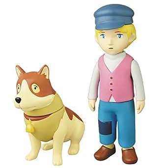 メディコムトイ MIROCK TOY ネロ & パトラッシュ フランダースの犬