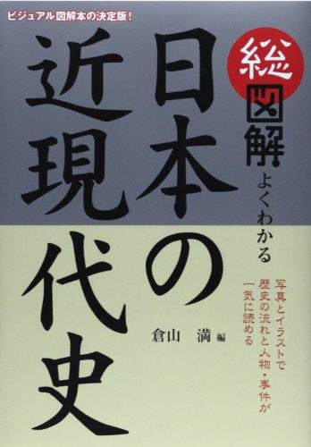 総図解 よくわかる 日本の近現代史の詳細を見る