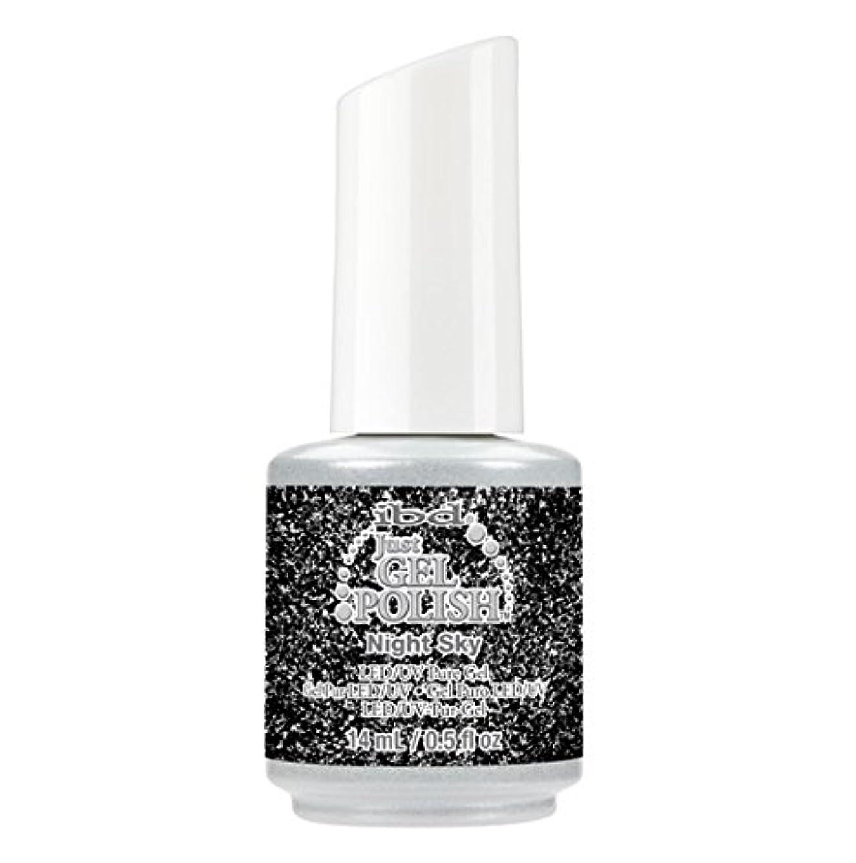 姓コントラストピグマリオンibd Just Gel Polish - Diamonds+Dreams Collection - Night Sky - 14 mL / 0.5 oz