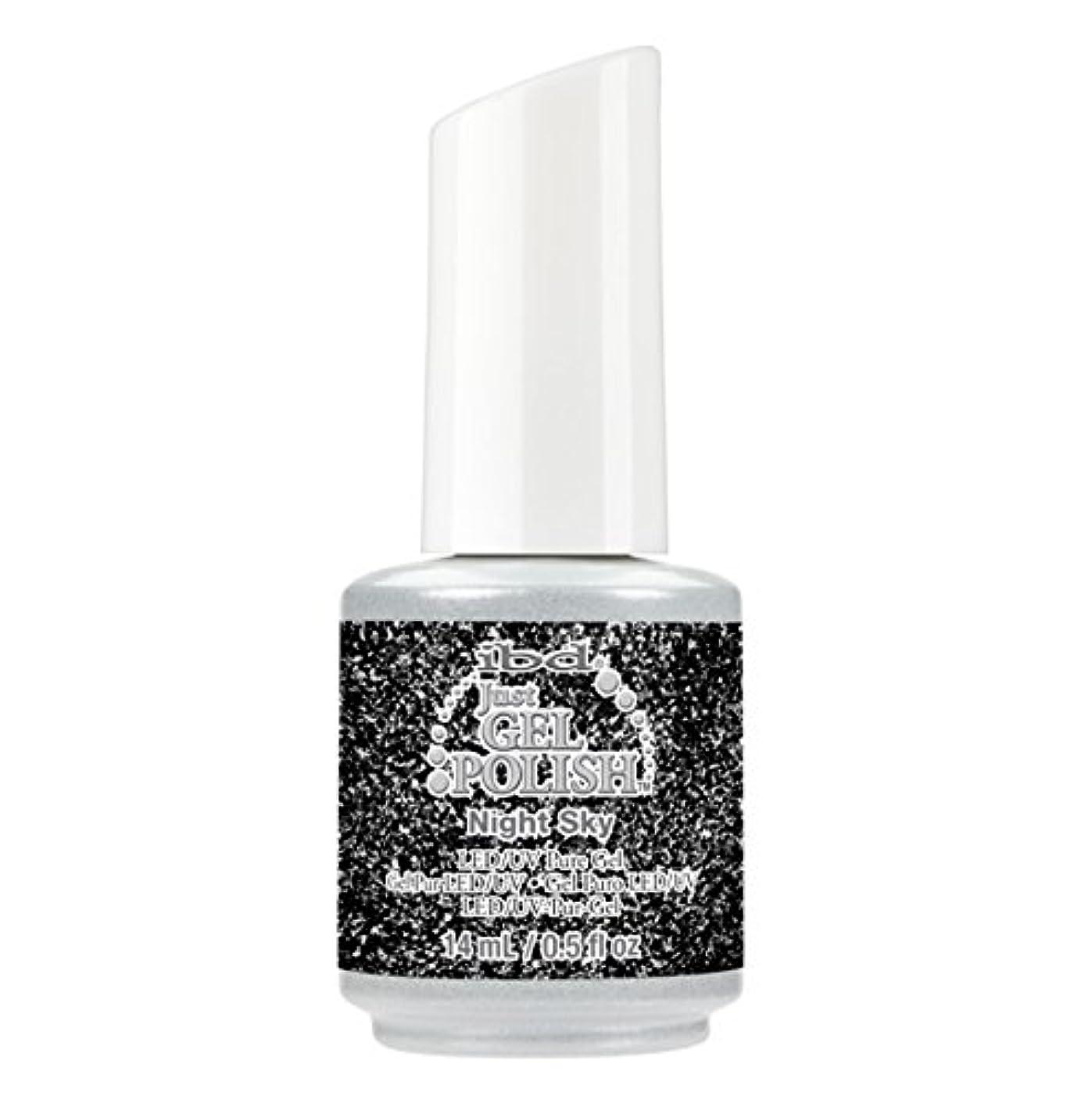 寮故障中先祖ibd Just Gel Polish - Diamonds+Dreams Collection - Night Sky - 14 mL / 0.5 oz