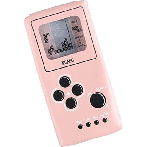 [ MT On&Do ] ペンケース 筆箱 ペン入れ ゲーム型 縦 おもしろ ユニーク ポップ ユニ メンズ 収納 オールマイティ 唯一 被らない (ピンク)