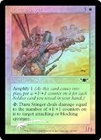 英語版フォイル レギオン Legions LGN ダールのとげ刺し Daru Stinger マジック・ザ・ギャザリング mtg
