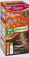ビゲン 香りのヘアカラー 乳液 3 明るいライトブラウン × 10個セット