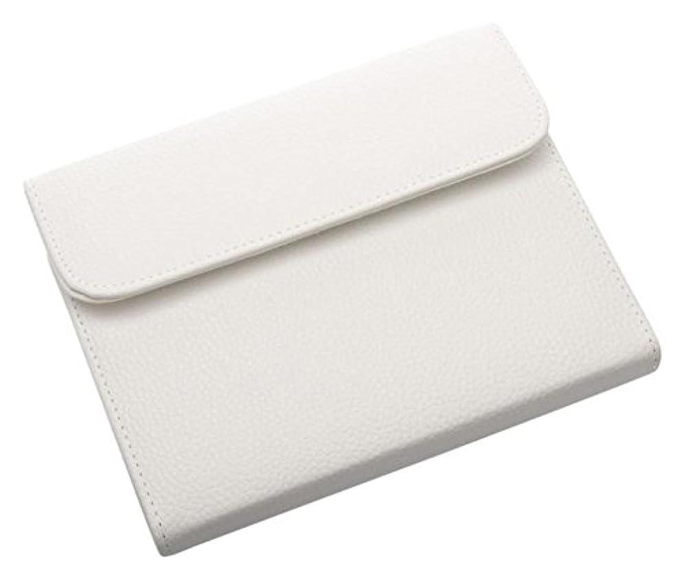 座る着る何よりもDEEDS 国内シザーケース専門メーカー C6 ホワイト 6丁入 シザーケース