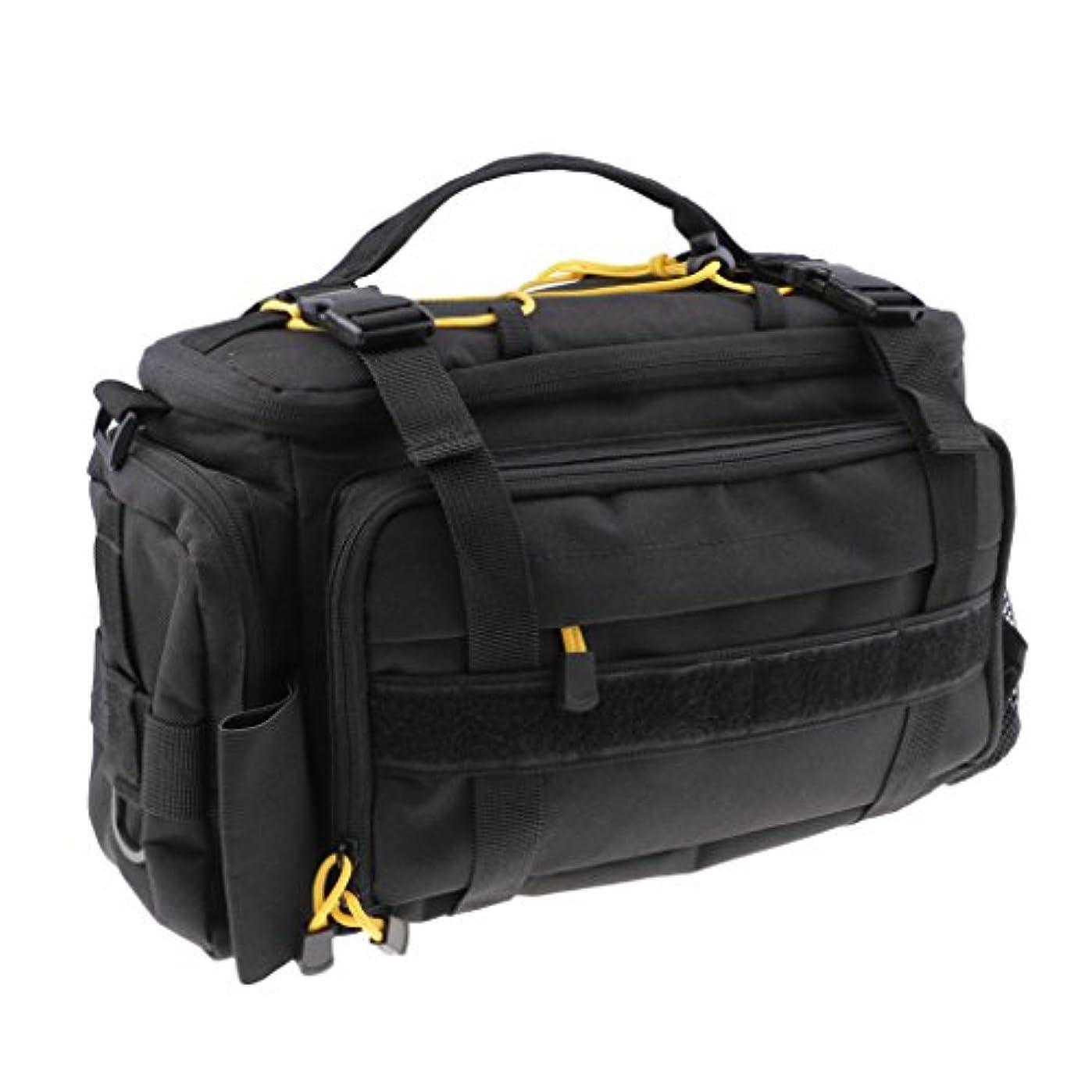 株式止まる数値DYNWAVE 釣りバッグ フィッシングバッグ 大容量 タックルバッグ 斜め掛け 600D 大容量 アウトドア 登山