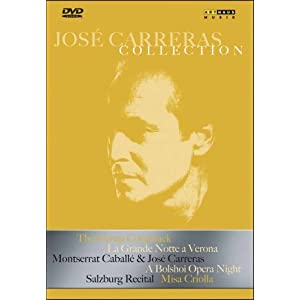 Jose Carreras Collection [DVD] [Import]