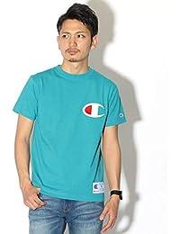 [チャンピオン] ビッグロゴTシャツ アクションスタイル C3-F362 メンズ