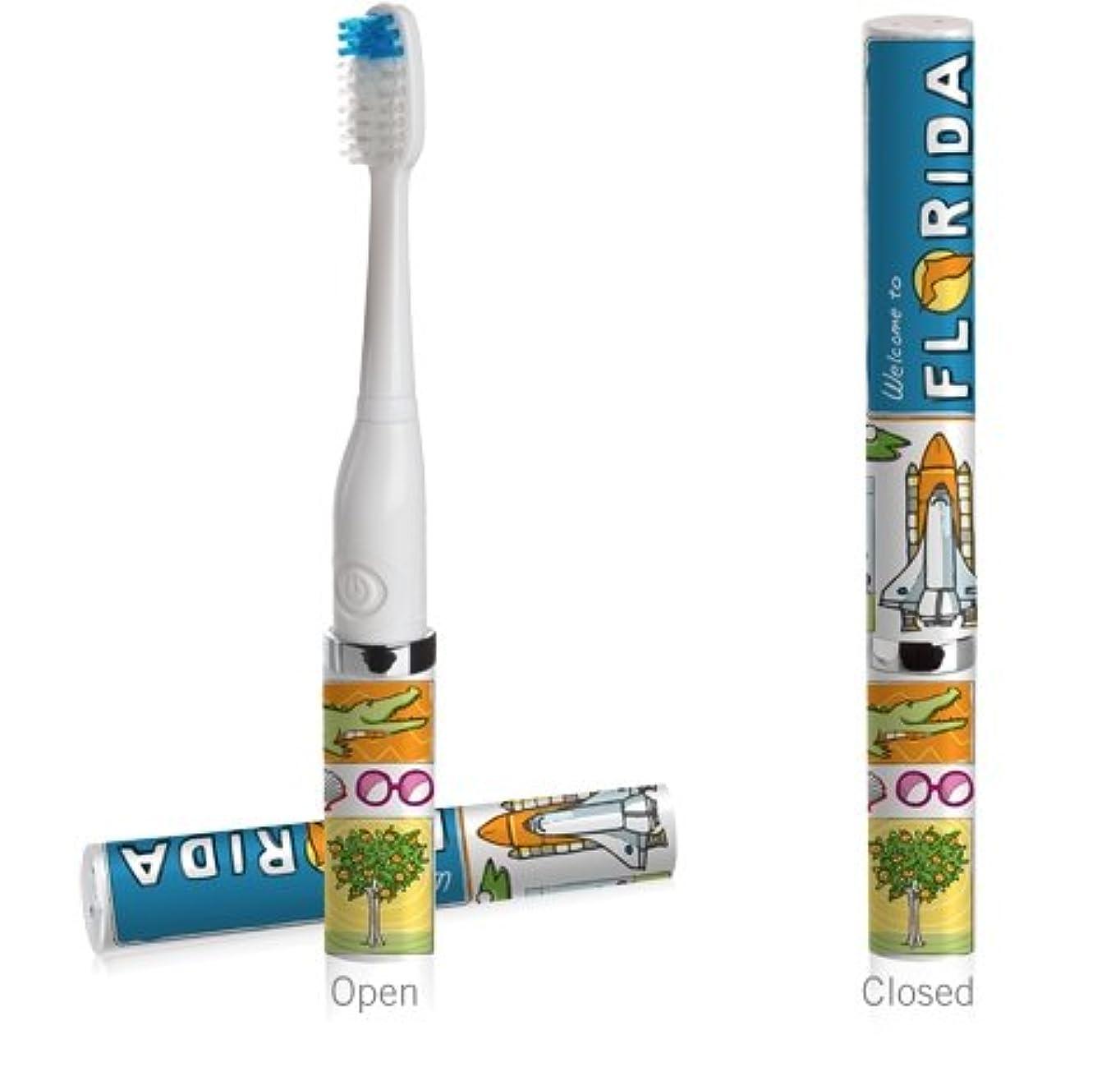 ダース上流の賠償Slim Sonic Florida Tooth Brush