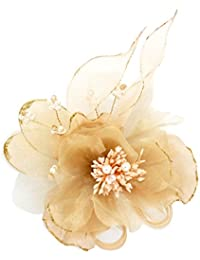 コサージュ 入学式 フォーマル コサージュ 入園式 花 オーガンジー コサージュ 桜の花 結婚式 fham8004gd