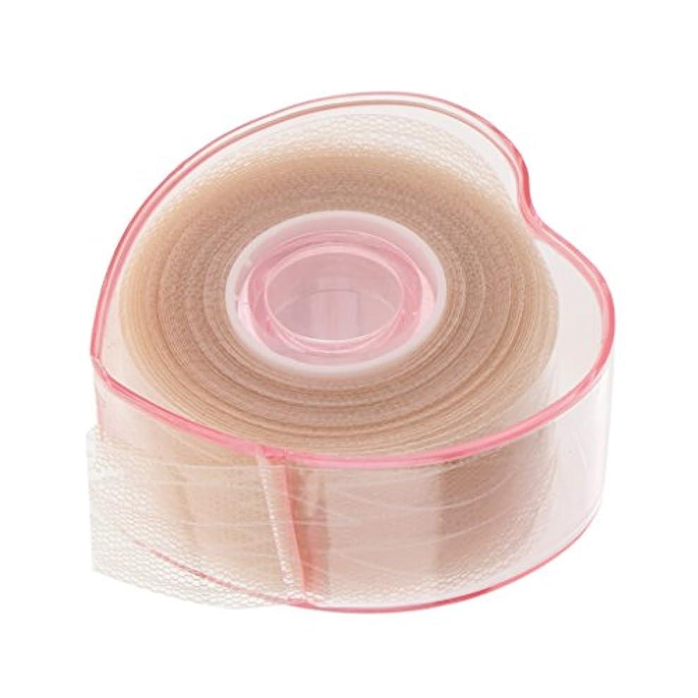 ぼかし買うノイズまつ毛テープ まつ毛ロール 繊維 二重まぶた リフトストリップ ステッカー 粘着性なし 4タイプ選べる - 図示のように, 説明したように